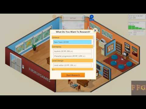 Game Dev Tycoon [Part 3] [HD+] SIMULATOR!!!!!