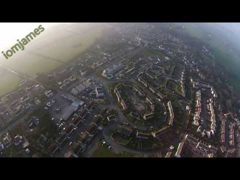 Dji Phantom 2 Vison my first flights