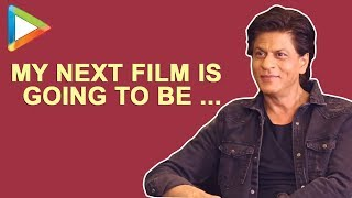 "Shah Rukh Khan: ""The experience from ZERO would be..."" - HUNGAMA"