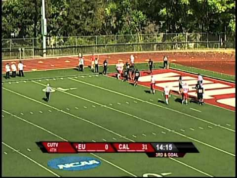 California vs Edinboro HIGHLIGHTS (CUTV SPORTS)