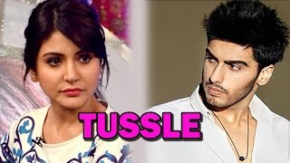 Arjun Kapoor and Anushka Sharma's fight on social networking site | Bollywood News