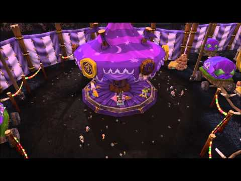Darkmoon Carousel Music - Mists Of Pandaria
