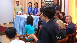 HRW Report: Myanmar Security Forces Using Sexual Violence as Scare Tactic - VOAVIDEO