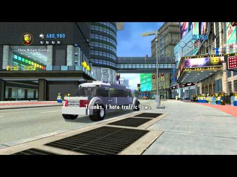 Lego City Undercover - SEXY PARTY TIME - Part 19