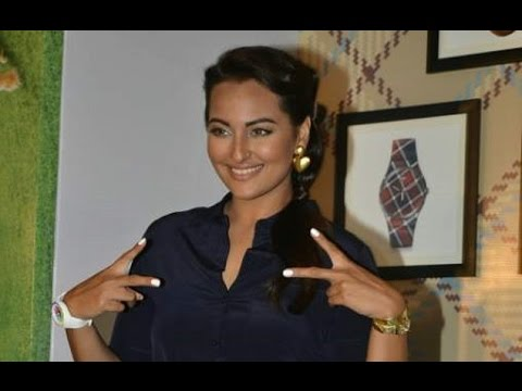 Sexy Sonakshi Launches New Swatch Watch Collection