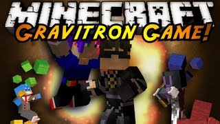 Minecraft Mini-Game : GRAVITRON!
