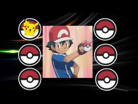 Pokemon X e Y Anime: Equipo de Ash en Kalos Predicción!