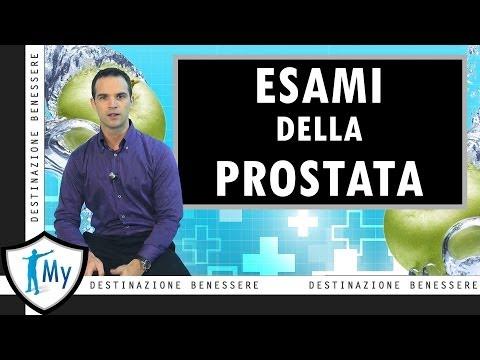 Esami della Prostata