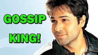 Emraan Hashmi - The Gossip King! | Bollywood News - ZOOMDEKHO
