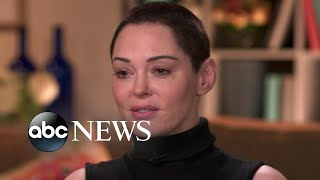 Rose McGowan and other alleged victims of Harvey Weinstein react to arrest - ABCNEWS