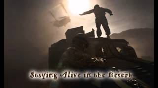 Royalty Free :Staying Alive in the Desert