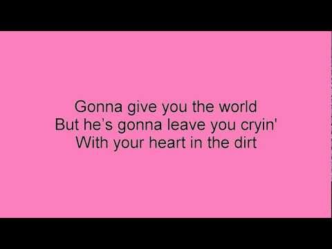 Good Girl Carrie Underwood Lyric Video HD