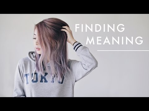 Finding Meaning in Life | Back to Basics (reupload)