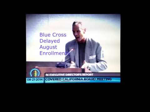 Health Net and Blue Cross