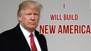 I Will Build New America says Trump | Discussion On America Building Infrastructure | Mango News - MANGONEWS