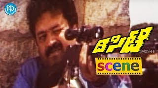 The City Movie Scenes - Anandaraj Meets Sharma || Suresh Gopi || Urvashi - IDREAMMOVIES