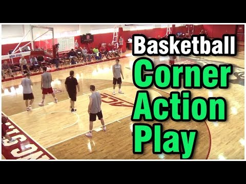 Basketball - Special Situations and Out of Bounds - Corner Action - Featuring Mark Gottfried