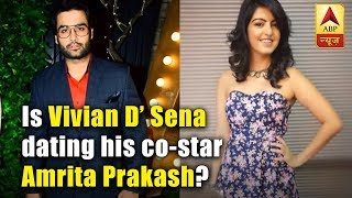 Vivian D' Sena is DATING co-star Amrita Prakash? - ABPNEWSTV