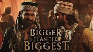 Baahubali - The Beginning Trailer | Bigger Than The Biggest - BAAHUBALIOFFICIAL