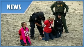 US arrests faith leader activists who get too close to Mexico border - THESUNNEWSPAPER