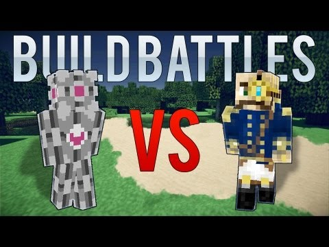 Minecraft Build Battles: Episode 2 - Hinder863 VS Cauliflowers