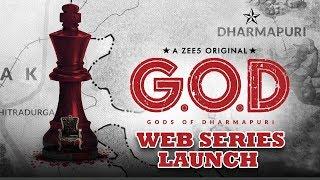 Zee 5 God Web Series Launch | GOD Web Series Press Meet - TFPC
