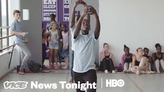 Ballet Is Giving Boys In Kenya's Slums A Chance to Get Out (HBO) - VICENEWS