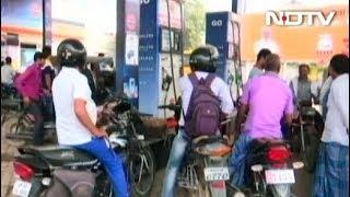आसमान छूते पेट्रोल-डीजल के दाम - NDTVINDIA