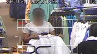 Florida Shoplifters Caught in the Act - ABCNEWS