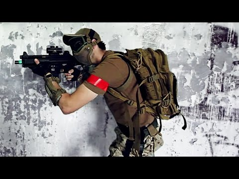 AIRSOFT BIG GAME 2014 Dark Emergency 2 | Double Vision | Teil 8