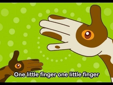 Muffin Songs – One Little Finger  İngilizce Tekerlemeler ve İngilizce Çocuk Şarkılar