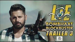 LIE - Bombhaat Blockbuster trailer 3 | Nithin | Megha Akash - idlebrain.com - IDLEBRAINLIVE