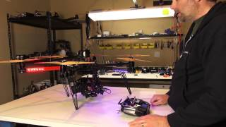 Quadrocopter Tutorial - CineStar-6 and 2-Axis Gimbal