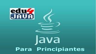 Tutorial 2 Programación Java Variables, Tipos y Expresiones. Como programar en java 2 view on youtube.com tube online.