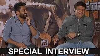 Nandamuri Balakrishna and Nandamuri Kalyan Ram Special Interview About NTR Biopic | TFPC - TFPC
