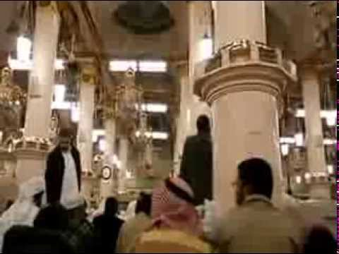Very Heart Touching Azan of Madina (Masjid-e-Nabvi)