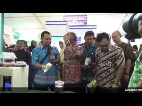 Menristekdikti Buka Ritech Expo 2015