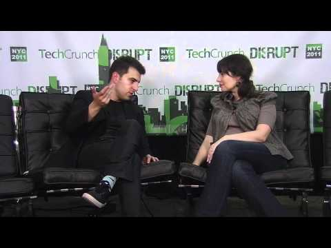 Disrupt Backstage: Brian Chesky
