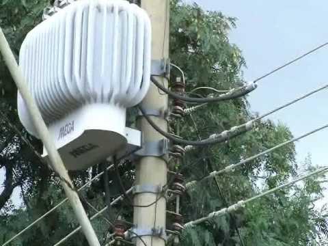 Conexões Residenciais na Rede  Elétrica