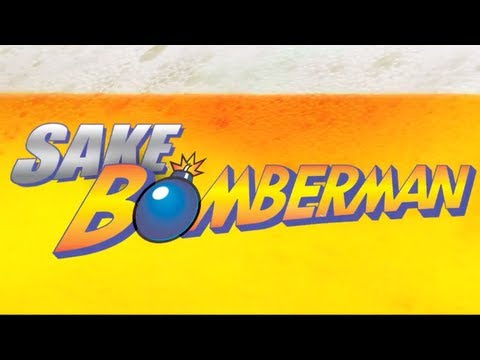 Drinking Games for Gamers: Sake Bomberman