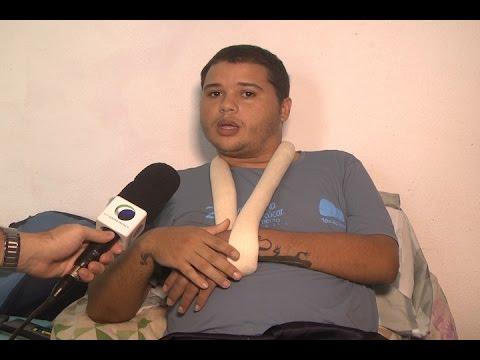 TV Costa Norte - Vítima de acidente de trânsito ainda aguarda cirurgia