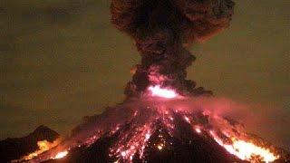Mexican Volcanic Explosion Sends Ash a Mile Into the Sky - WSJDIGITALNETWORK