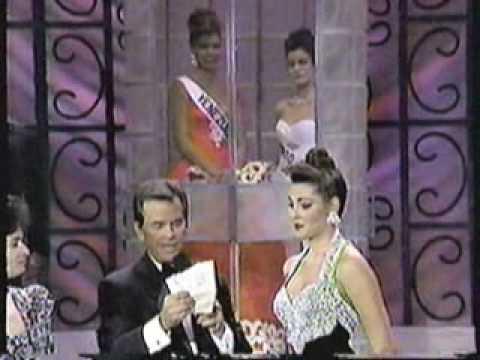 Miss Universe 1993- Final 3
