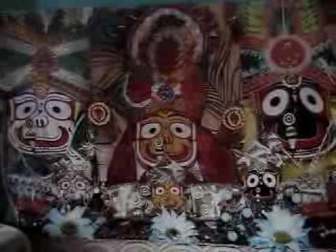Ahe Daya Maya Bishwa Bihari