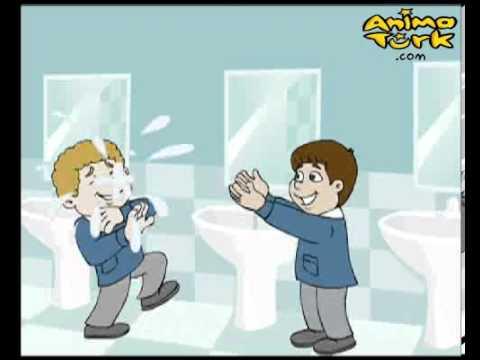 Temizlik - Eğitici Çizgi Film