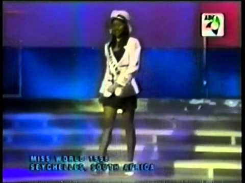 Miss World 1998 Video
