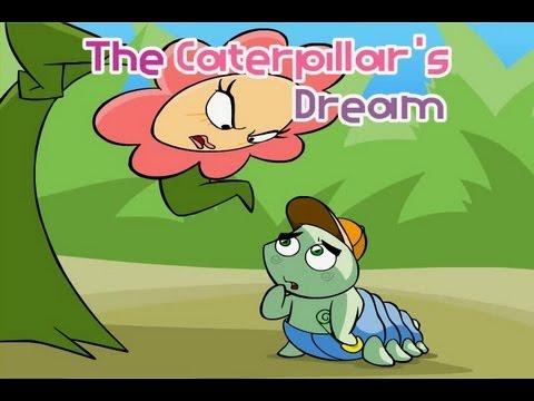 Muffin Stories – Caterpillar's Dream Çocuk Masalları, Hikayeler ve İngilizce Fabllar