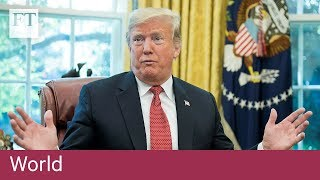 Trump denies giving cover to Saudi Arabia over Khashoggi - FINANCIALTIMESVIDEOS