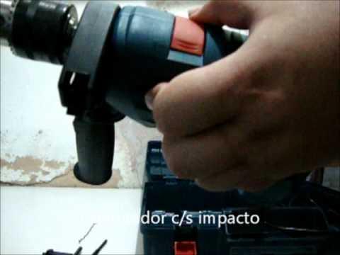 Furadeira de Impacto Bosch GSB 16 RE