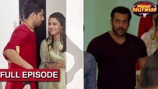 Alia - Sidharth Put All Break-up Rumors To Rest? | Akshay Chose To Skip Salman's Diwali Party - ZOOMDEKHO